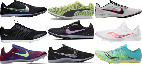 buy long distance track & field shoes for men and women