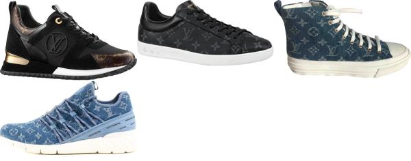 buy louis vuitton designer sneakers for men and women