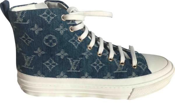 buy louis vuitton high top sneakers for men and women