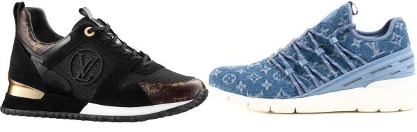buy louis vuitton running sneakers for men and women