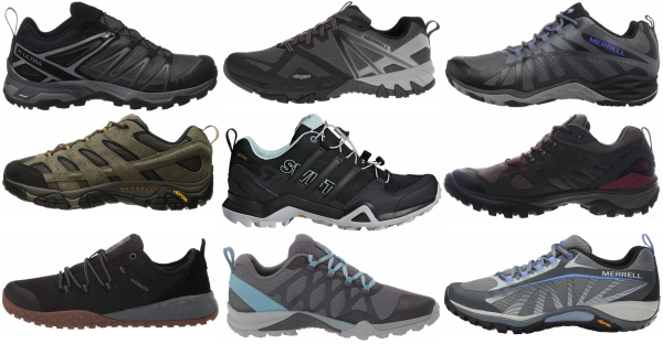 buy low cut day hiking shoes for men and women