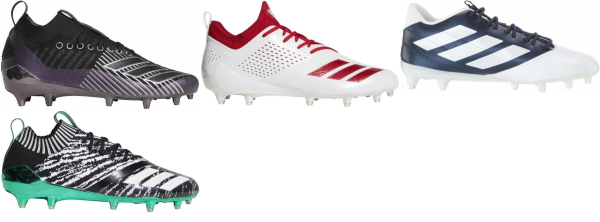 buy low adidas football cleats for men and women