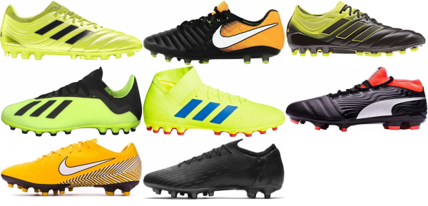 buy low top artificial grass soccer cleats for men and women