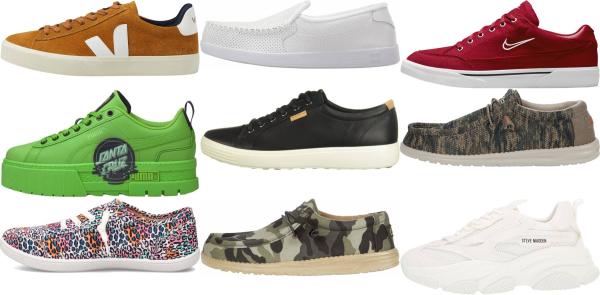buy low top casual sneakers for men and women