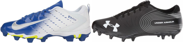 buy low cheap football cleats for men and women