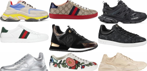 buy low top designer sneakers for men and women