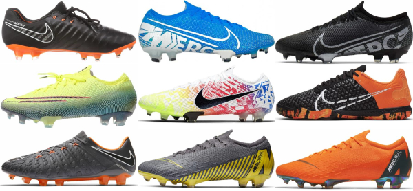 buy low top flyknit  soccer cleats for men and women