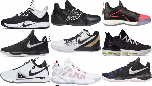 buy low lace-up basketball shoes for men and women