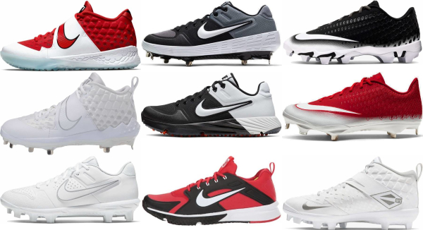buy low nike baseball cleats for men and women