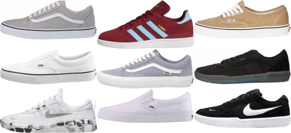 buy low top skate sneakers for men and women