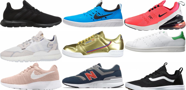 buy low top sneakers for men and women