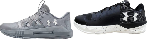 buy low under armour volleyball shoes for men and women