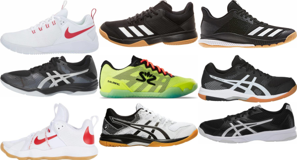 buy low volleyball shoes for men and women
