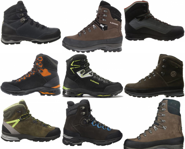 buy lowa backpacking boots for men and women