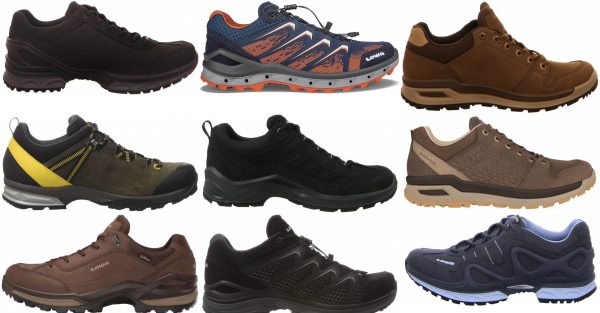 buy lowa hiking shoes for men and women