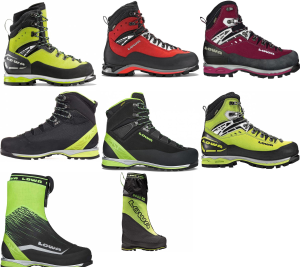 buy lowa mountaineering boots for men and women