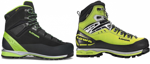 Lowa Step-in/automatic Crampon