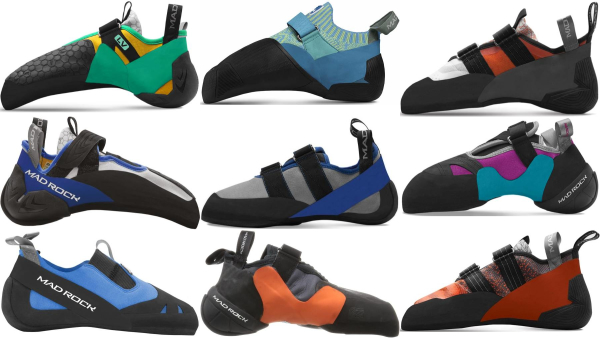 buy mad rock climbing shoes for men and women