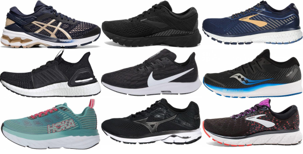 Save 45% on Marathon Running Shoes