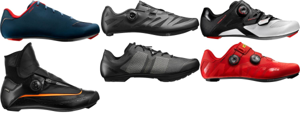 buy mavic road cycling shoes for men and women