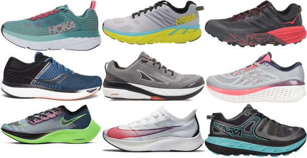 buy maximalist running shoes for men and women