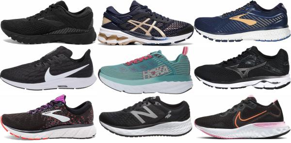 buy medium heel running shoes for men and women