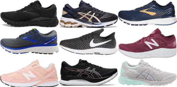 buy medium toe box bunions running shoes for men and women