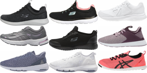 buy memory foam walking shoes for men and women