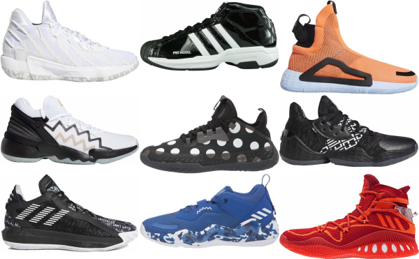 buy men's adidas basketball shoes for men and women