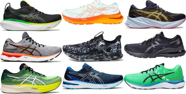 buy men's asics running shoes for men and women
