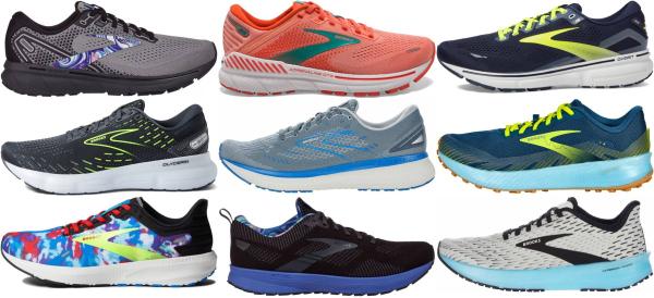 buy men's brooks running shoes for men and women