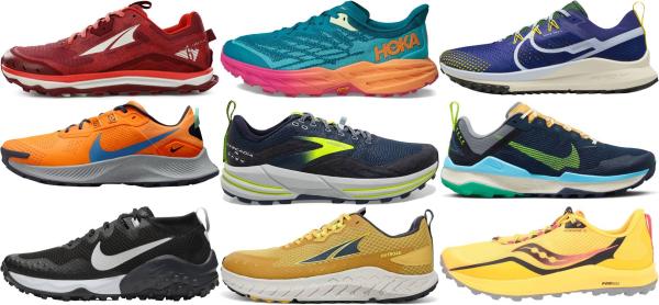 buy men's trail running shoes for men and women