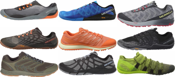 buy merrell competition running shoes for men and women