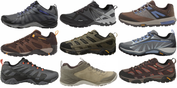 buy merrell day hiking shoes for men and women