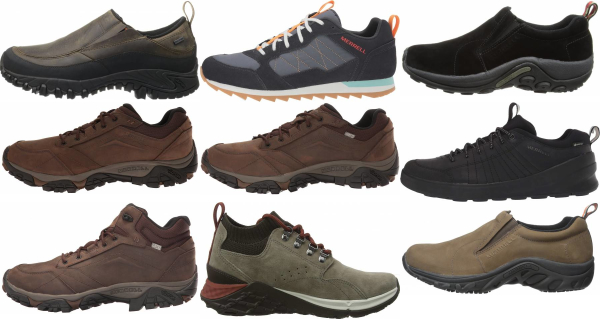 buy merrell hiking sneakers for men and women