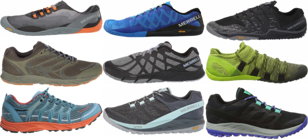 buy merrell minimalist running shoes for men and women