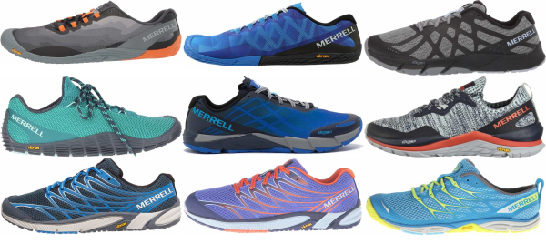 buy merrell road running shoes for men and women