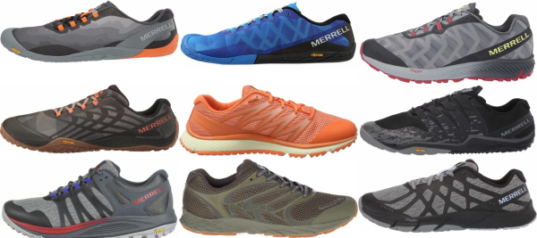 buy merrell running shoes for men and women
