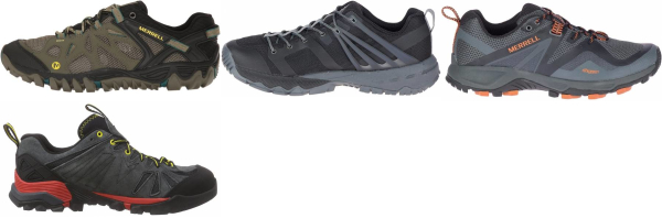 buy merrell speed hiking shoes for men and women