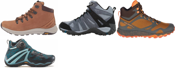 buy merrell summer hiking boots for men and women
