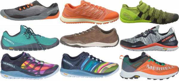 merrell vibram sneakers