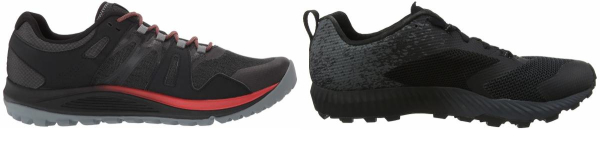Merrell Waterproof Running Shoes