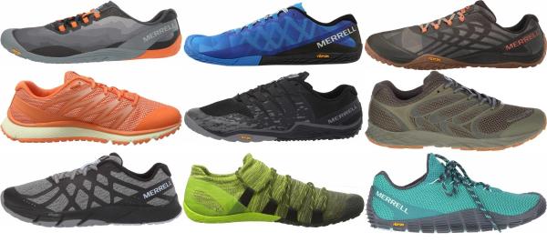 buy merrell zero drop running shoes for men and women