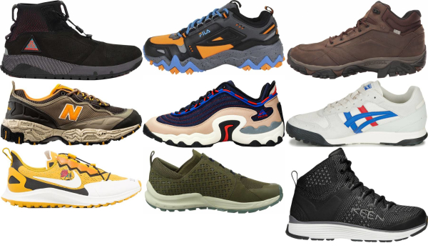 buy mesh hiking sneakers for men and women