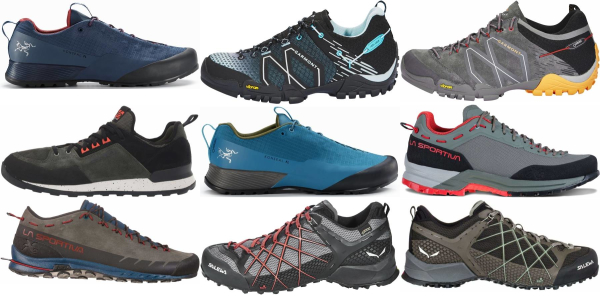buy mesh upper approach shoes for men and women