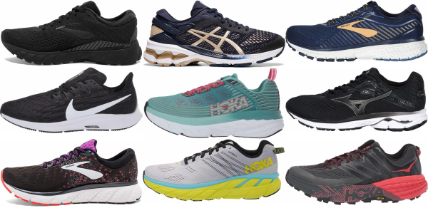 buy mesh upper running shoes for men and women
