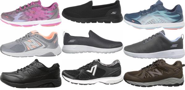 buy mesh upper walking shoes for men and women