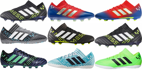 buy messi collection soccer cleats for men and women
