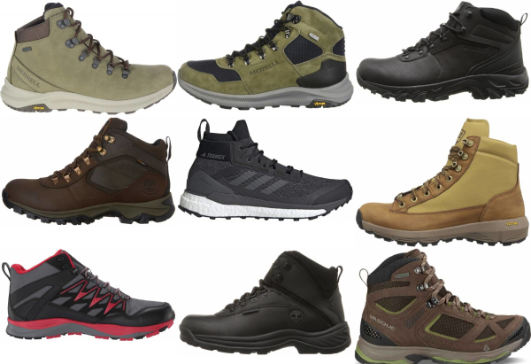 buy mid cut hiking boots for men and women