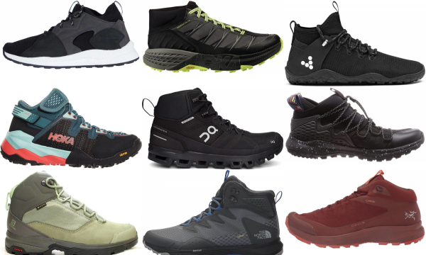 buy mid cut hiking shoes for men and women